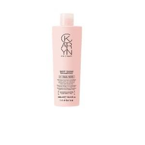 Шампунь восстанавливающий для волос после химического стресса Инебрия  Deep Shine Shampoo Inebrya Karyn