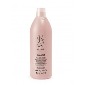 Шампунь восстанавливающий для волос после химического стресса Инебрия  Deep Shine Shampoo Inebrya Karyn 1000