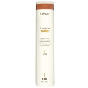 Шампунь для нормальных и сухих волос КИН | Shampoo Nutri 1 Kinactif KIN