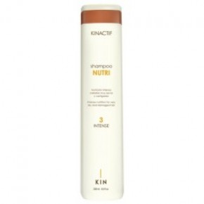 Шампунь для очень сухих и поврежденных волос  КИН | Shampoo Nutri 3 INTENSE Kinactif KIN