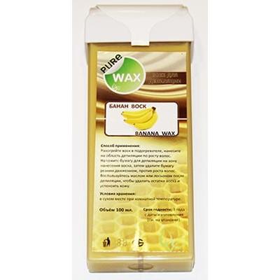 Воск для депиляции в картридже Банан | PureWax Warm Wax