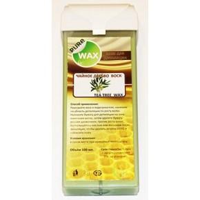 Воск для депиляции в картридже Чайное дерево | PureWax Warm Wax