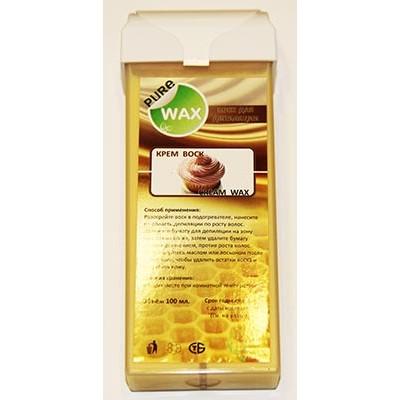 Воск для депиляции в картридже Крем| PureWax Warm Wax