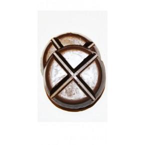 Воск пленочный  в шайбах Шоколад 500 | PureWax Hot wax