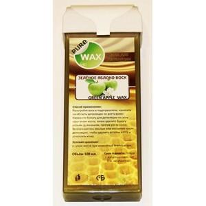 Воск для депиляции в картридже Зеленое яблоко | PureWax Warm Wax