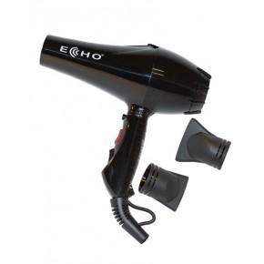 Профессиональный фен ЭХО Q5001 black | ECHO Q5001 black
