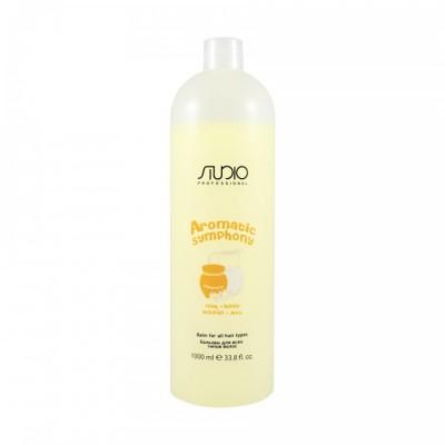 Бальзам для волос Молоко и мед Студио Профэшнл Aromatic Symphony Studio Professional