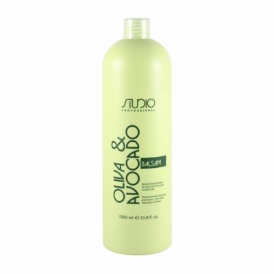 Бальзам для волос Авокадо и олива Studio Professional
