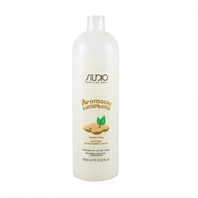 Шампунь для волос Молочко миндального ореха Студио Профэшнл Aromatic Symphony Studio Professional