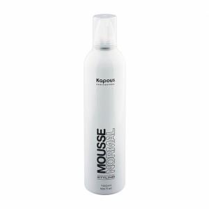 Мусс для волос нормальной фиксации Капус 400 | Kapous Mousse Normal 400