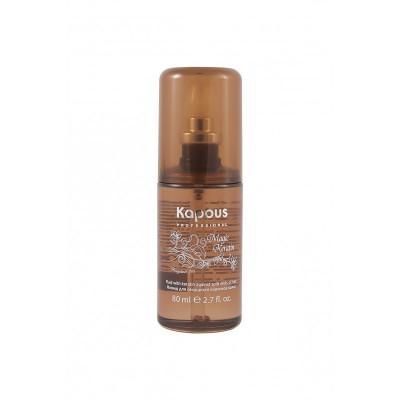 Флюид для секущихся кончиков волос с кератином Капус | Magic Keratin Fluid Kapous