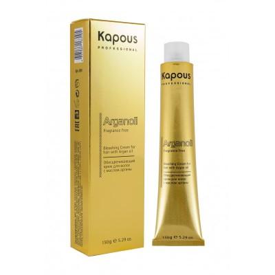Осветляющий крем для волос с маслом Арганы Капус | Bleaching Cream Arganoil Kapous