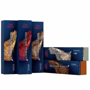 Крем-краска для волос Новинка Велла Колестон c ME+ технологией | Hair color cream New Wella Koleston Perfect ME+