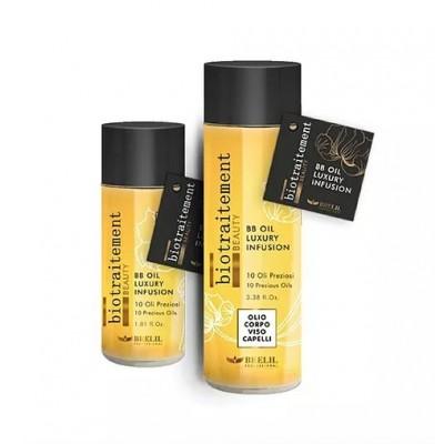 ВВ масло для волос, лица и тела | BB Oil Luxury Infusion