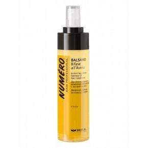 Двухфазный бальзам моментального действия с экстрактом овса | Instant Two-Phase Oatmeal Hair Conditioner