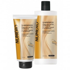 Шампунь с вытяжкой из овса  Брелил 1000 | Restructuring Shampoo with Oats Brelil 1000