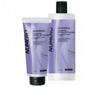 Разглаживающий шампунь с маслом авокадо Брелил 1000 | Smoothing Shampoo With Avocado Oil Brelil 1000