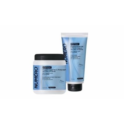 Маска для вьющихся волос с оливковым маслом 1000 / Elasticizing & Frizz-Free Mask