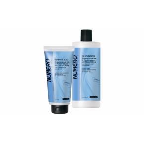 Шампунь для вьющихся волос с оливковым маслом Брелил 1000 | Elasticizing & Frizz-Free Shampoo Brelil 1000