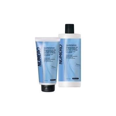 Шампунь для вьющихся волос с оливковым маслом 1000 | Elasticizing & Frizz-Free Shampoo
