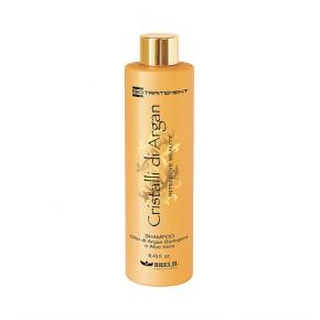 Шампунь для волос с маслом аргании и алоэ Брелил | Brelil Shampoo Intensive Beauty