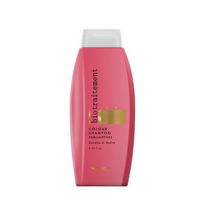 Шампунь против желтизны для осветленных, мелированных и окрашенных в блонд волос | Bio Traitement Colour Sublimeches Shampoo