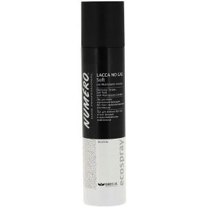Лак нормальной фиксации для волос без газа | Numero Lacca No Gas Soft