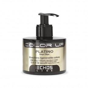 Тонирующая маска Color Up (Бежевый) | EchosLine Color Up (Beige)