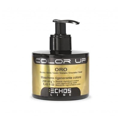 Тонирующая маска Color Up (Золотой) | EchosLine Color Up (Gold)