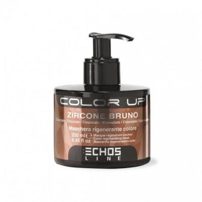 Тонирующая маска Color Up (Шоколадный) | EchosLine Color Up (Chocolate)