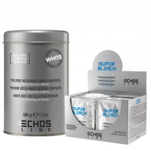 Интенсивно осветляющий беспыльный порошок | EchosLine White dust free
