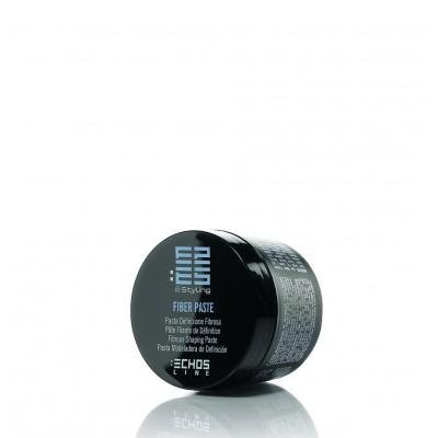 Паста для придания текстуры волосам | EchosLine Fiber Paste - Fibrous Shaping Paste