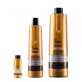 Шампунь для интенсивного питания и увлажнения Экослайн| EchosLine Luxury Shampoo