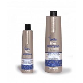Шампунь на основе коллагена и масла Аргании | EchosLine Seliar Filler Shampoо