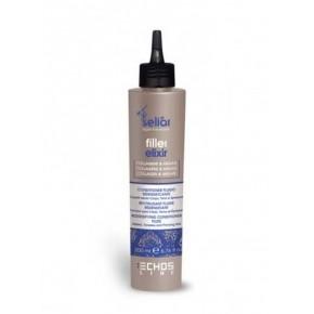 Кондиционер на основе коллагена и масла Аргании | EchosLine Seliar Filler Elixir