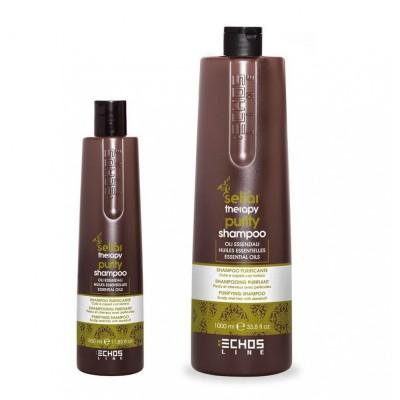 Очищающий шампунь против перхоти | EchosLine Purity Shampoo