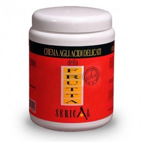 Крем-маска с фруктовыми кислотами Экослайн | Serical Acid Fruits Cream Echosline
