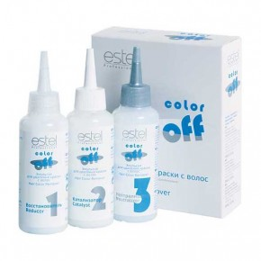 Смывка для краски Эстель | COLOR OFF ESTEL