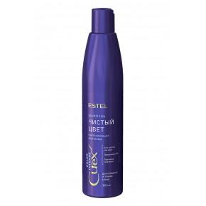 Шампунь Серебристый Эстель Профессионал | Shampoo ESTEL Professional CUREX Cool Color Intense
