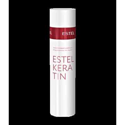 Кератиновый шампунь Эстель | ESTEL KERATIN Shampoo