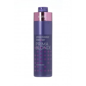 Серебристый шампунь для холодных оттенков Эстель Профессионал Прима Блонд | Estel Professional Prima Blonde Shampoo 1000