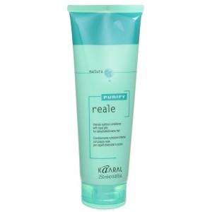 Восстанавливающий кондиционер для поврежденных волос Карал| Kaaral Purify Reale Intense Nutrition Conditioner