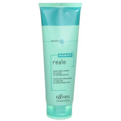 Восстанавливающий кондиционер для поврежденных волос | Kaaral Purify Reale Intense Nutrition Conditioner