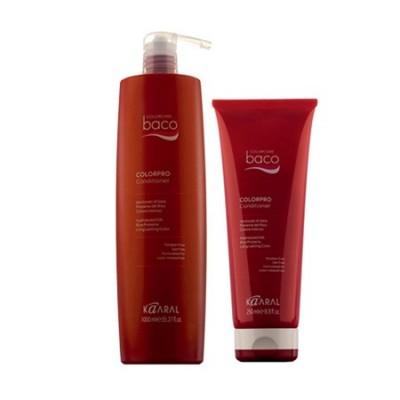 Кондиционер для окрашенных волос с гидролизатами шелка и протеинами риса 1000 | Kaaral Васо Colorpro Conditioner