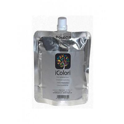 Крем для осветления волос голубой АйКолор Кэйпро | Blue Lightening Cream iColori KayPro