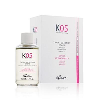 Лосьон против выпадения волос направленного действия | Kaaral K05 Targeted Action Drops