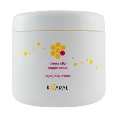 Реконструирующая маска для волос с пчелиным маточным молочком| Kaaral Royal Jelly Cream