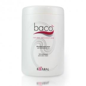 Маска – кондиционер для окрашенных волос 1000 | Kaaral Васо Silk Hydrolized Post Color Cream