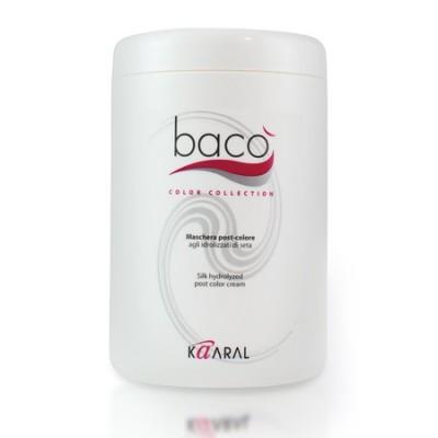 Маска – кондиционер для окрашенных волос 1000   Kaaral Васо Silk Hydrolized Post Color Cream