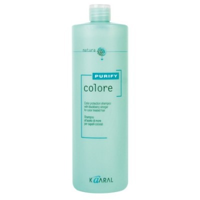 Шампунь для окрашенных волос 1000 | Kaaral Purify Colore Shampoo